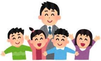 信頼関係で結ばれた子どもたちと教師の学級は安定する