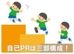 教員採用試験の自己PRの書き方の基本は三部構成を心がけるコト